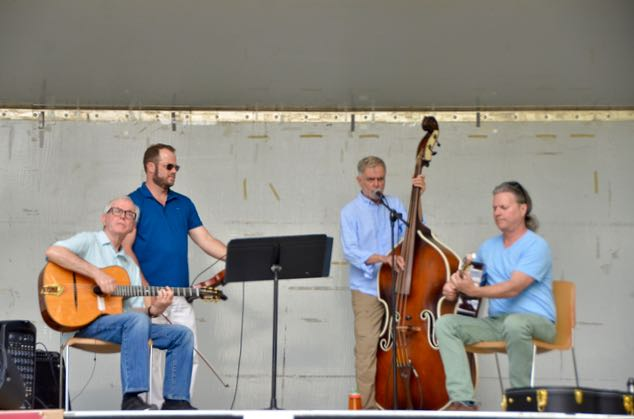 Milner Swing Band - 1