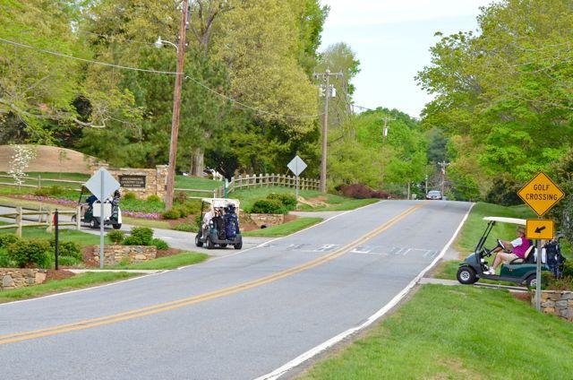 Golf Crossing