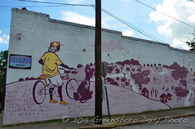 Glenwood Mural - 1-1