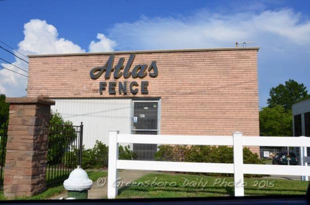 Atlas Fence - 1-1