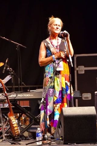 Sheila Kay Adams - 1