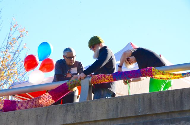Knit the bridge - 1