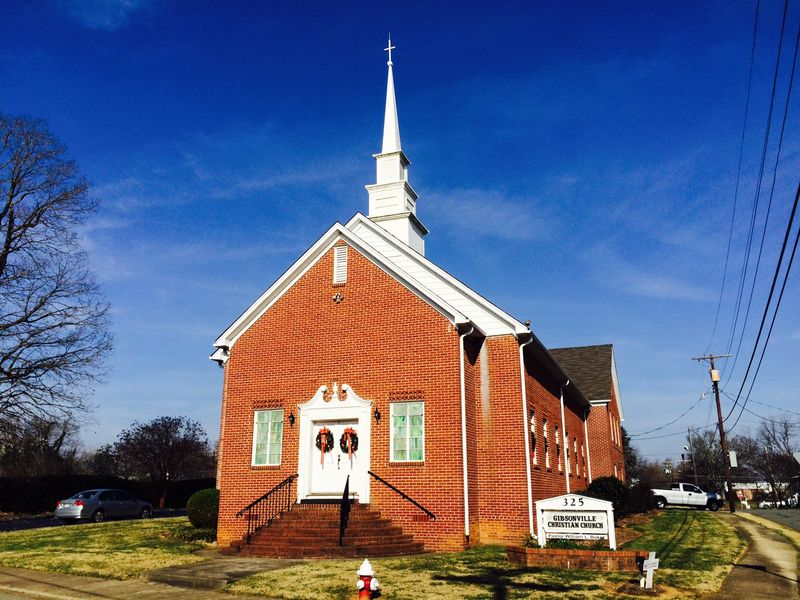 Gibsonville Christian Church