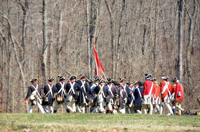 Battle of Guilford Courthouse - 1