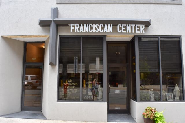 Franciscan center - 1