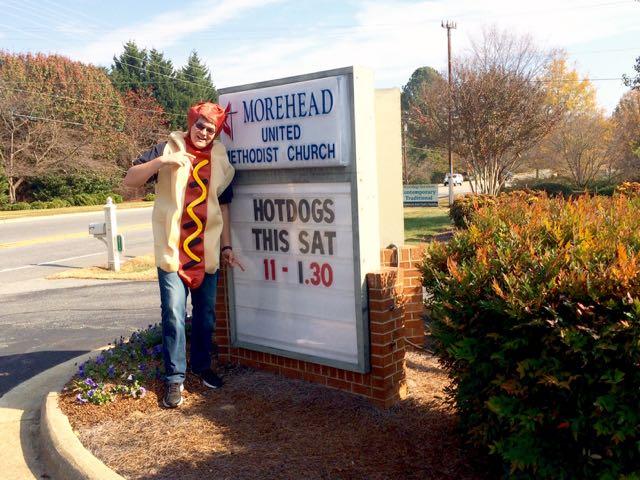 Morehead Church - 1