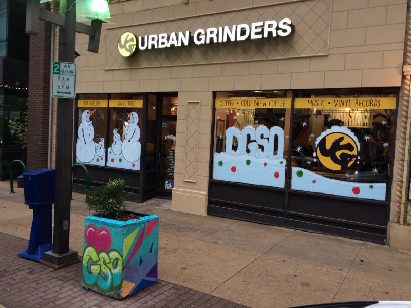 Urban grinders