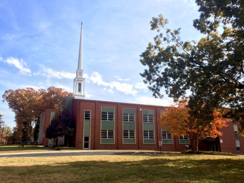 Church glenwood - 1