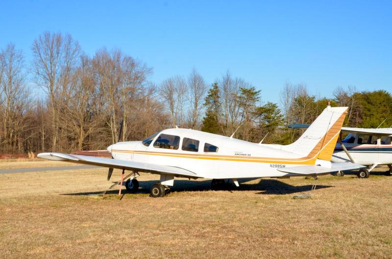 Air Harbor plane - 1