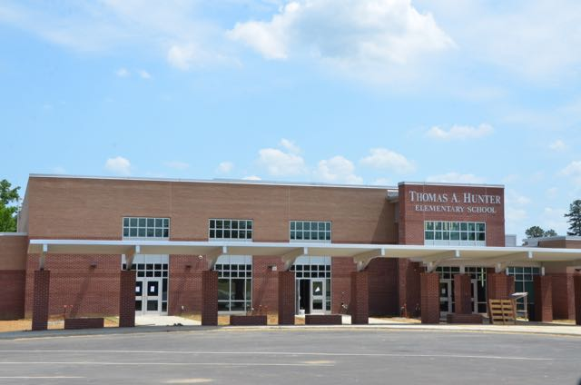 Hunter Elementary New - 1