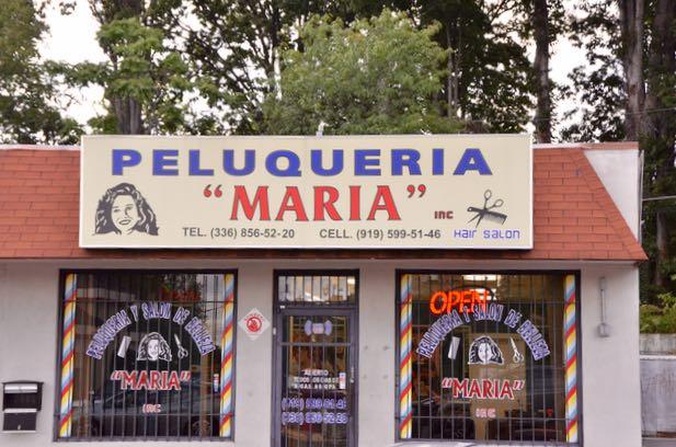 Peluqueria María - 1