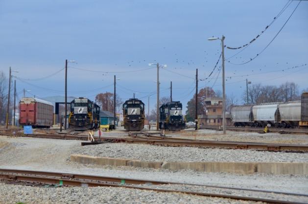 Trains - 1