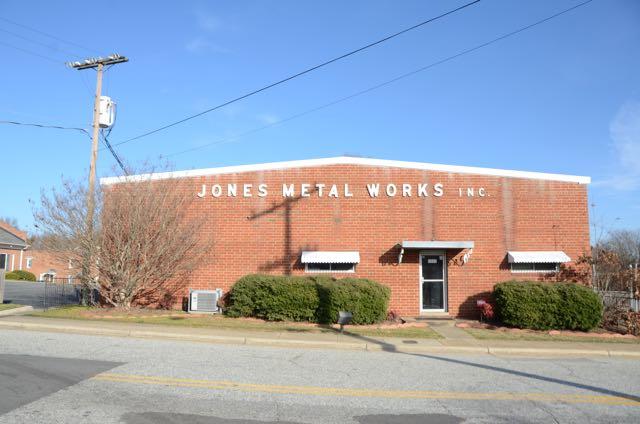 Jones Metal Works - 1