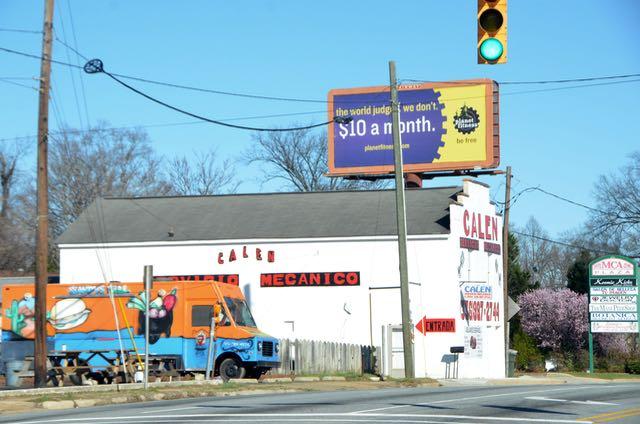 Near Merritt Drive - 1