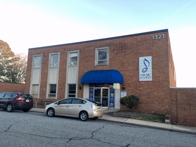 Music academy of NC