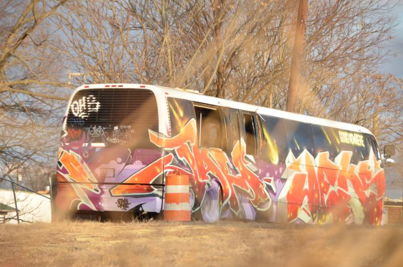 Mystery bus - 1