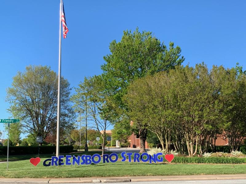 Greensboro strong