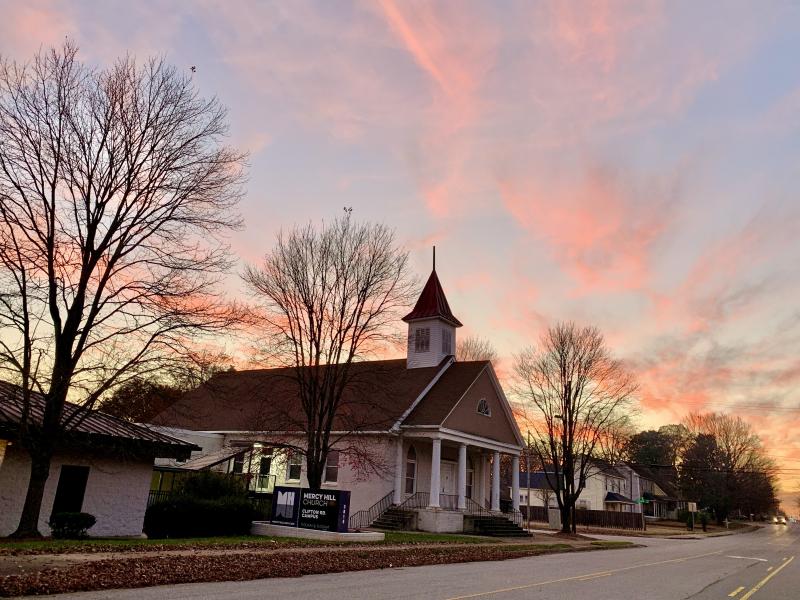Pomona Baptist Mercy hill