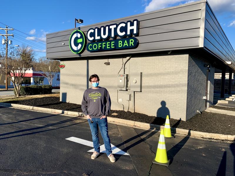 Clutch Coffee Bar