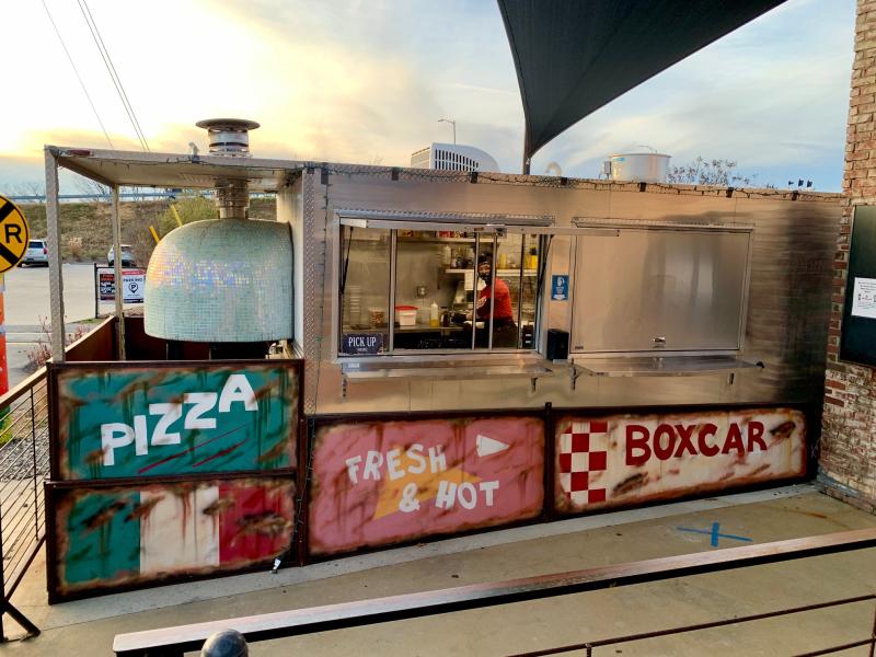 Boxcar Pizza