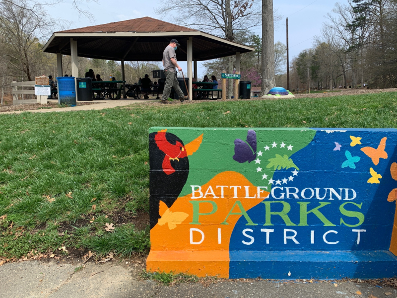 Battleground Parks District