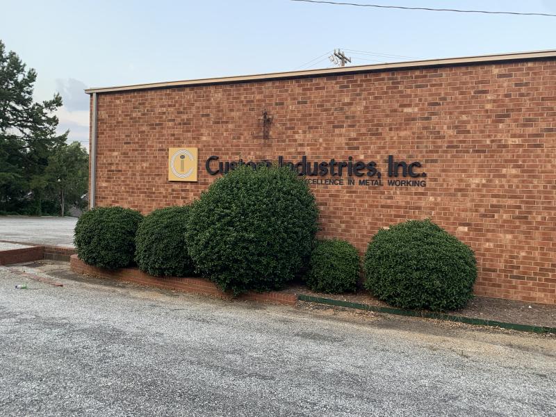 Custom Industries  Inc