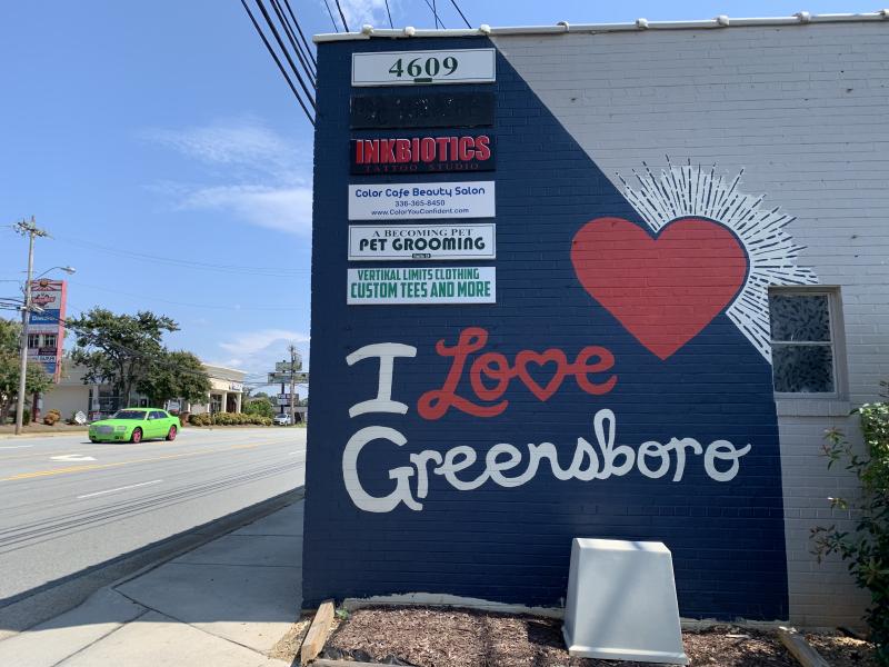 Love Greensboro